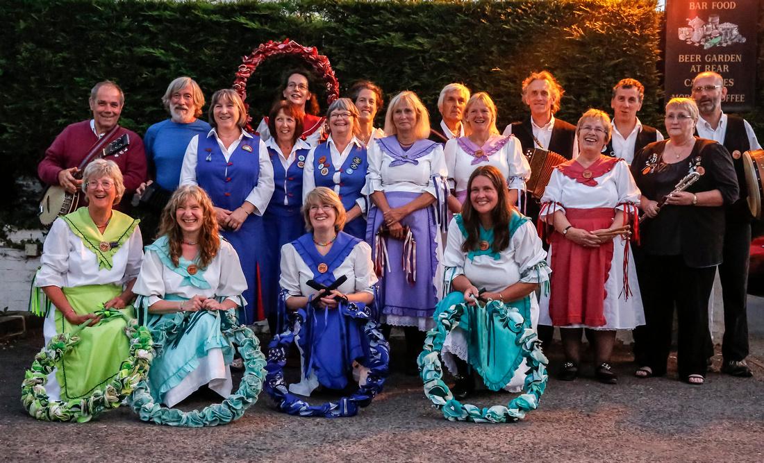 Magog Morris Dancers