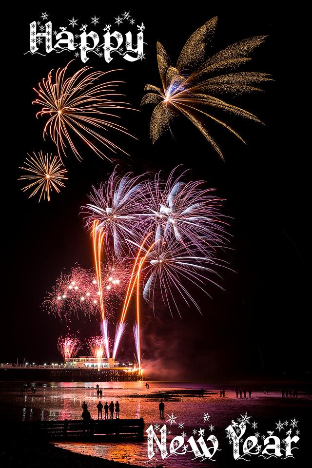 Worthing Fireworks November 2016