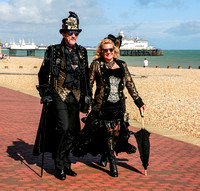 Eastbourne Steampunk Festival 2015